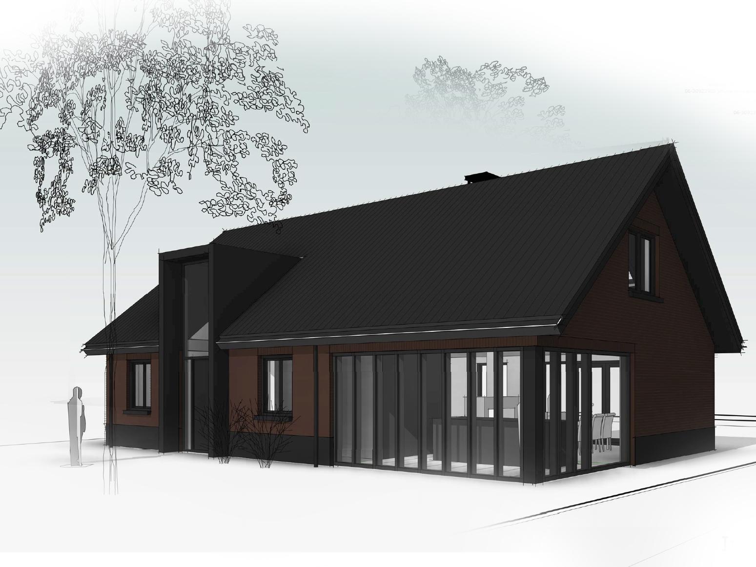 schuurwoning-donker-met-dakpannen-en-dakkapel-twello-van-oord-architectuur-en-design-wenum-wiesel-architect-voorst-architect-apeldoorn-0