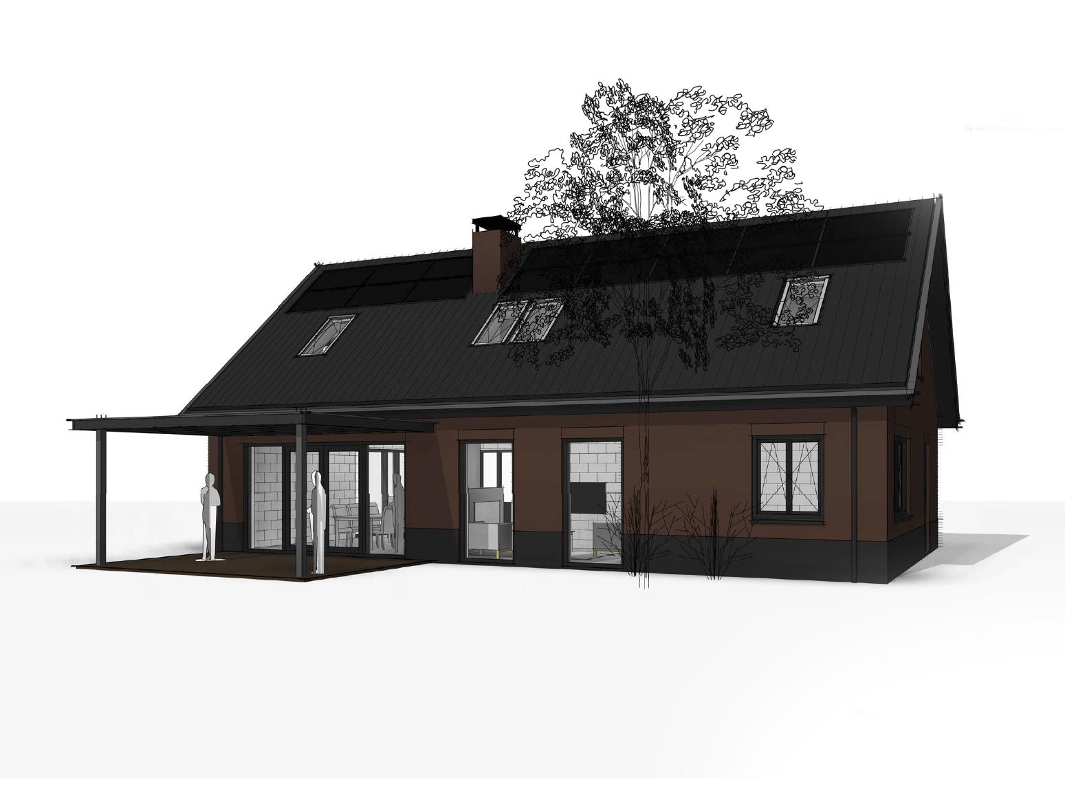 schuurwoning-donker-met-dakpannen-en-dakkapel-twello-van-oord-architectuur-en-design-wenum-wiesel-architect-voorst-architect-apeldoorn-1