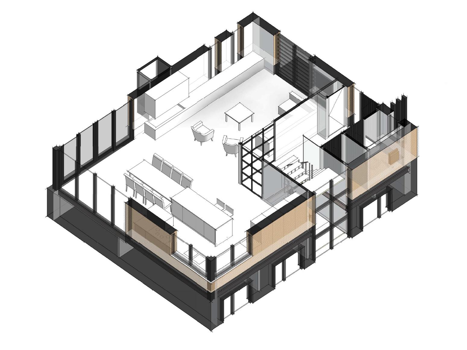 schuurwoning-vrijstaande-woning-eigentijds-vlakke-pan-donker-metselwerk-te-twello-van-oord-architectuur-en-design-architect-voorst-architect-apeldoorn-4