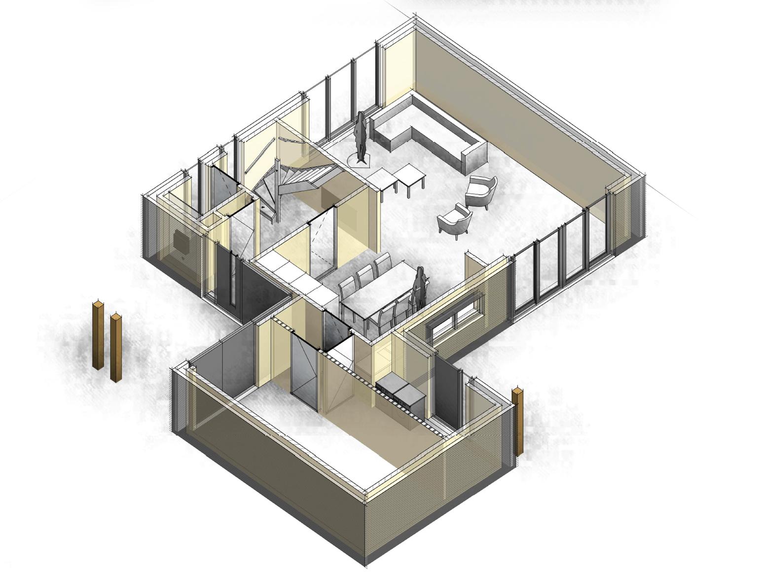 vrijstaande-woning-eigentijds-vlakke-pan-donker-metselwerk-te-twello-van-oord-architectuur-en-design-architect-voorst-architect-apeldoorn-4