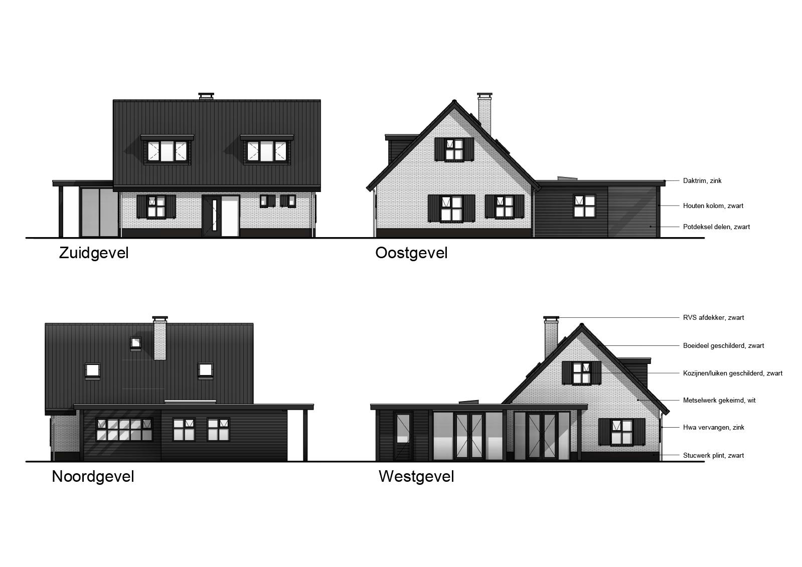 Verbouwing landelijke villa Wilp Gelderland-05